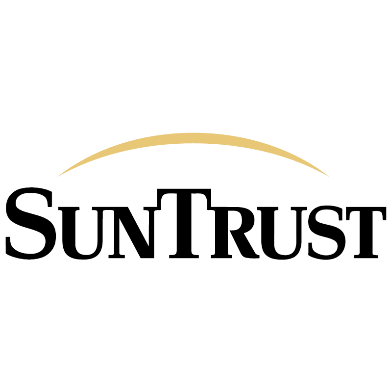 SunTrust Bank vector logo