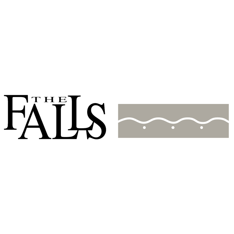 The Falls vector logo