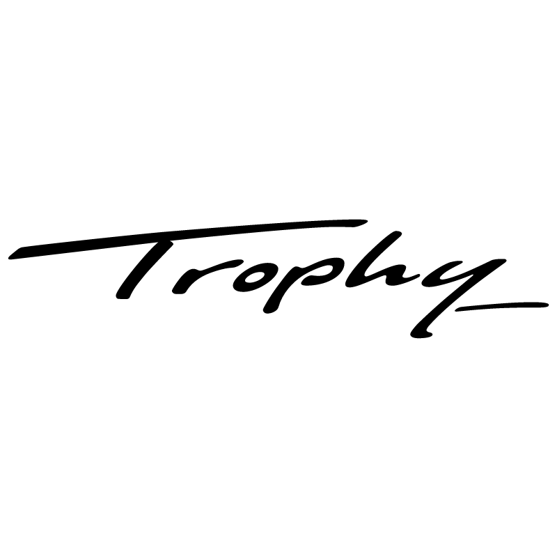 Trophy vector logo