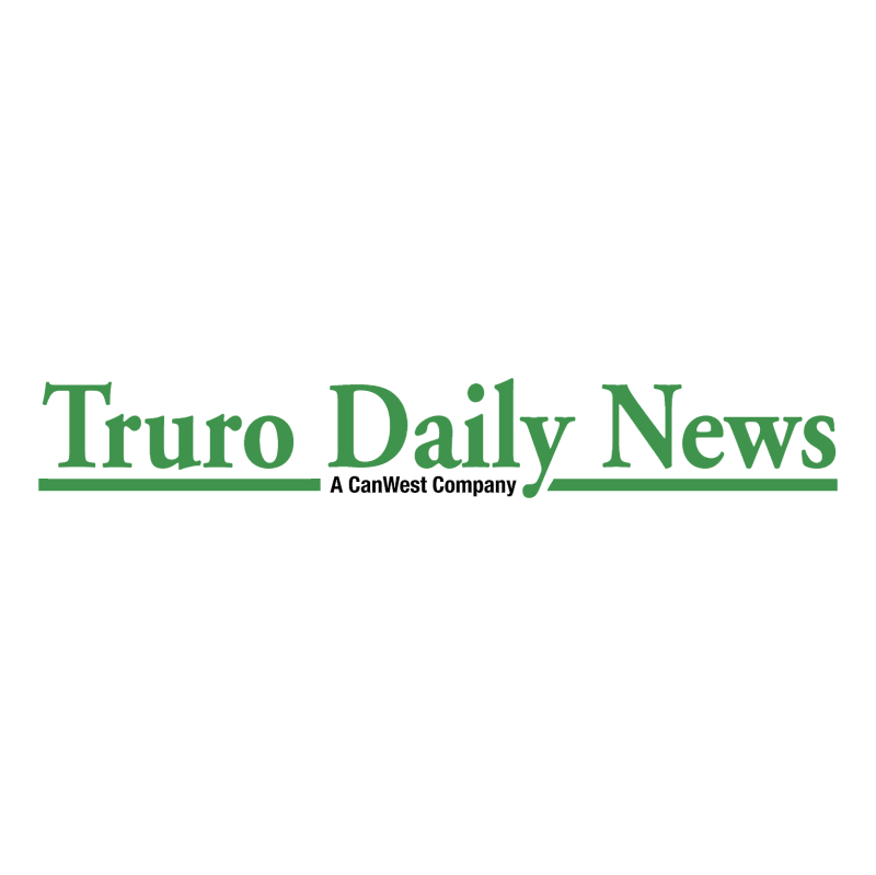 Truro Daily News vector