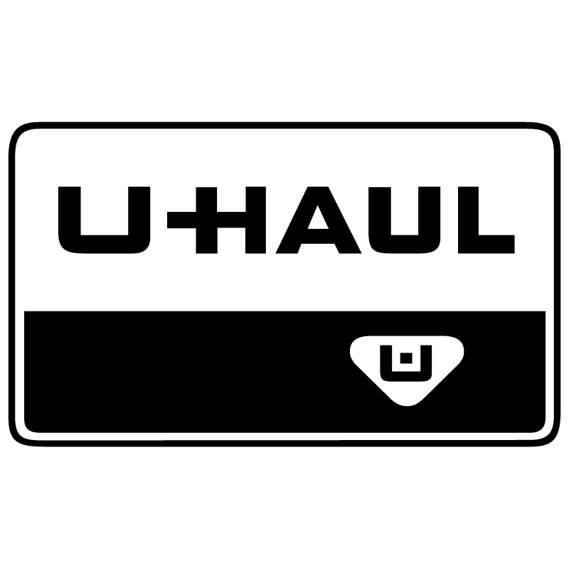 U Haul vector logo