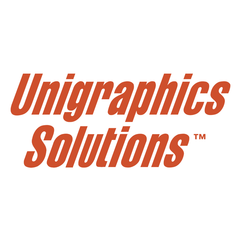 Unigraphics Solutions vector