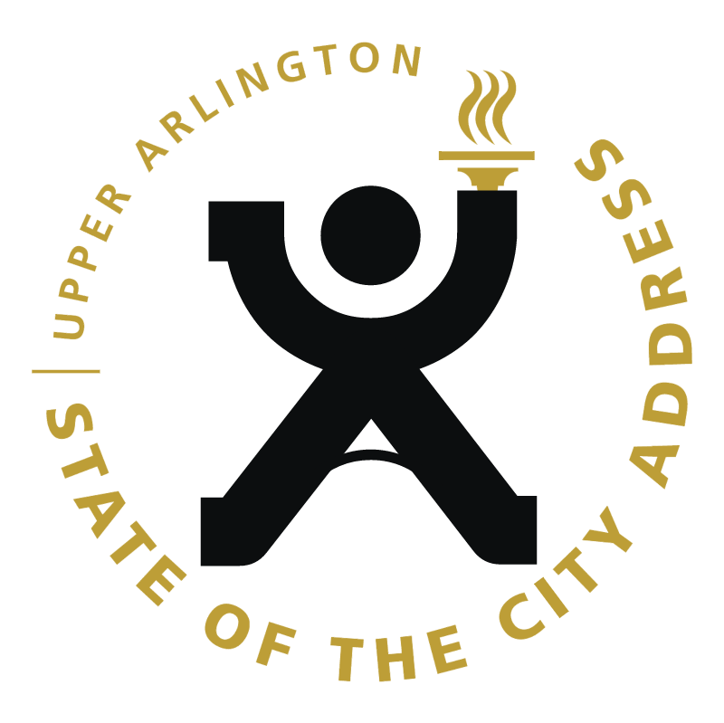 Upper Arlington vector