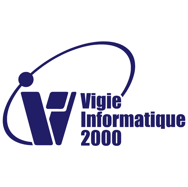 Vigie Informatique 2000 vector logo