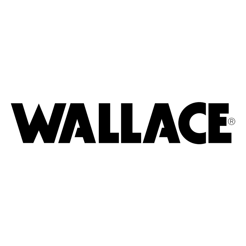 Wallace vector logo