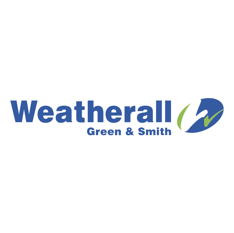 Weatherall Green & Smith vector