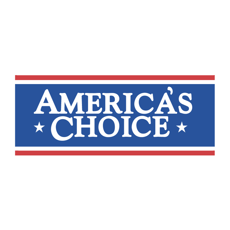 America's Choice vector