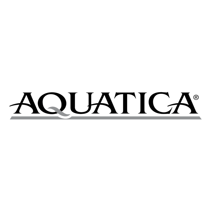 Aquatica vector logo