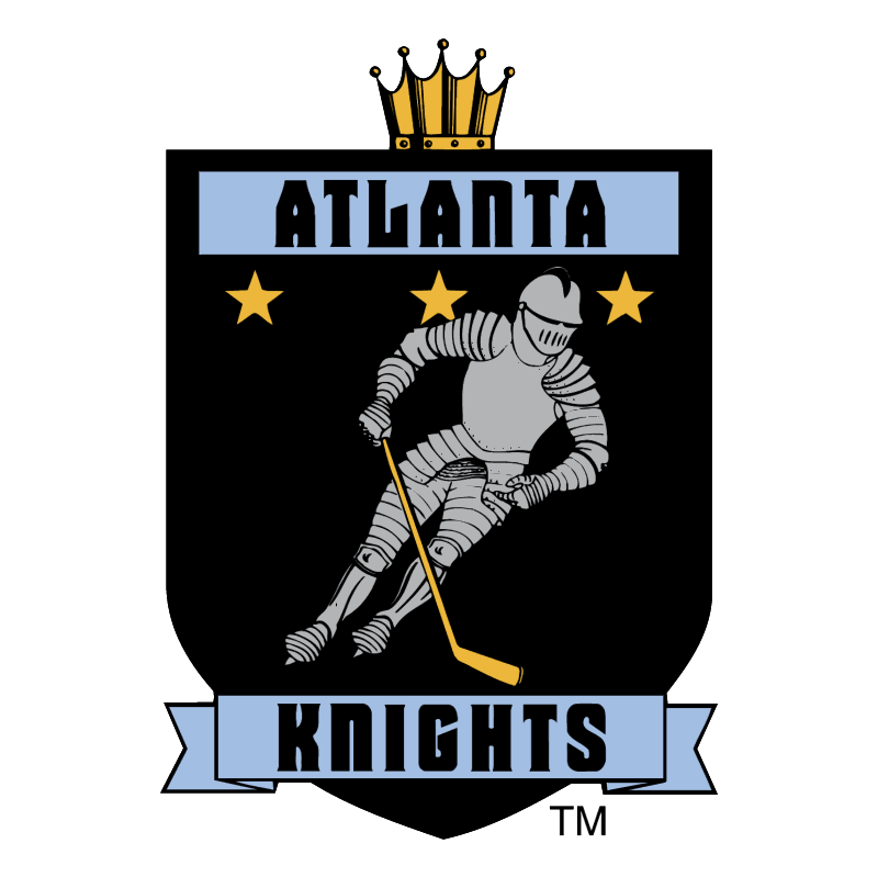 Atlanta Knights vector logo