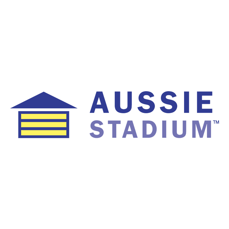 Aussie Stadium vector