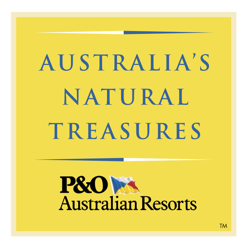 Australia's Natural Treasures 73070 vector