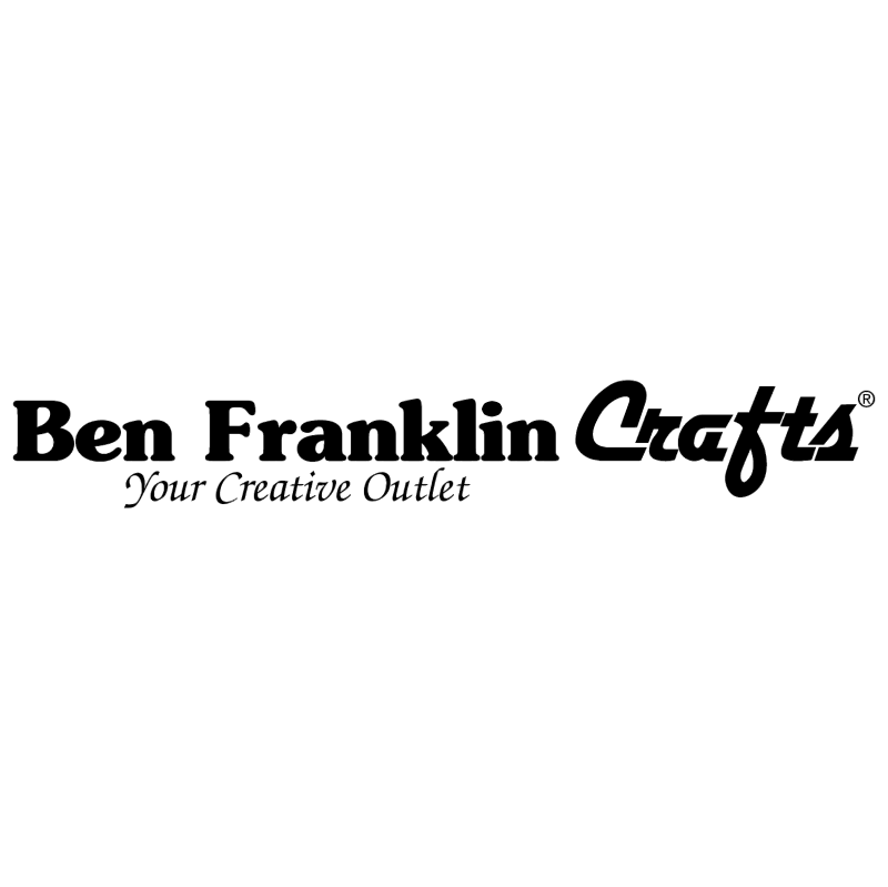 Ben Franklin Crafts 19695 vector