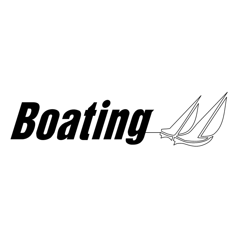 Boating 79779 vector