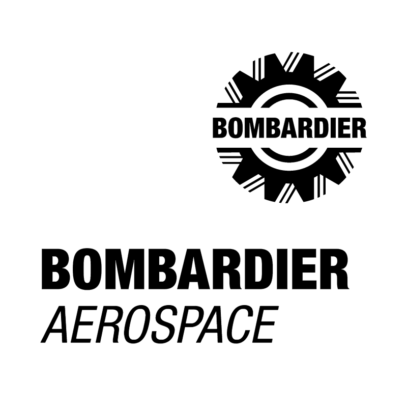Bombardier Aerospace 44177 vector