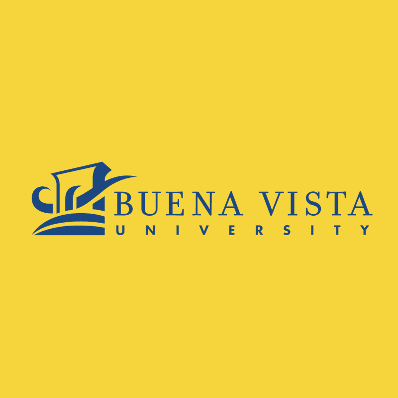 Buena Vista University vector logo