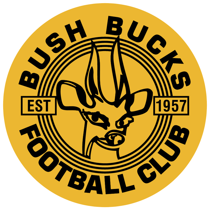 Bush Bucks FC 37972 vector