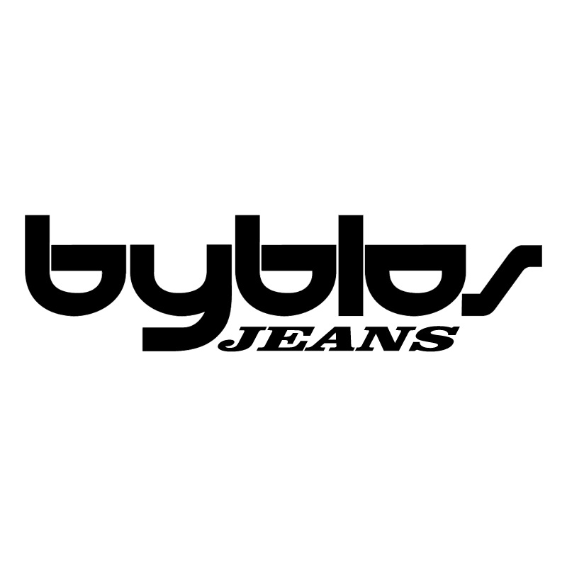 Byblos Jeans 68162 vector logo