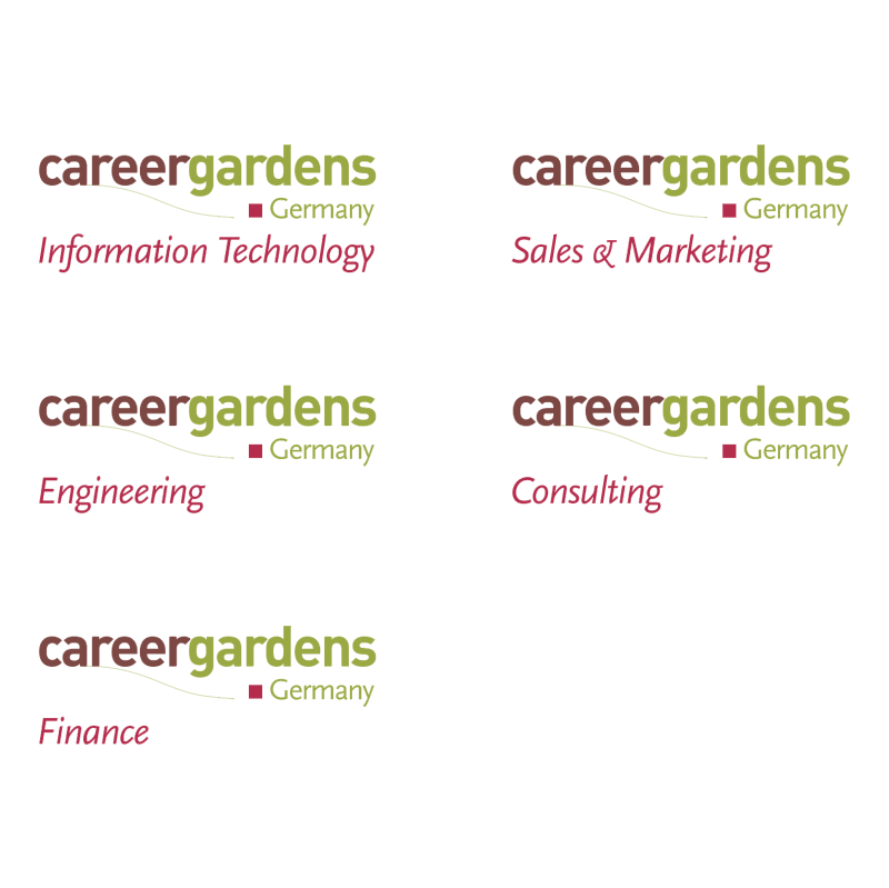 Careergardens Germany vector