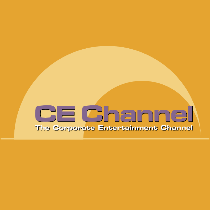 CE Channel vector logo