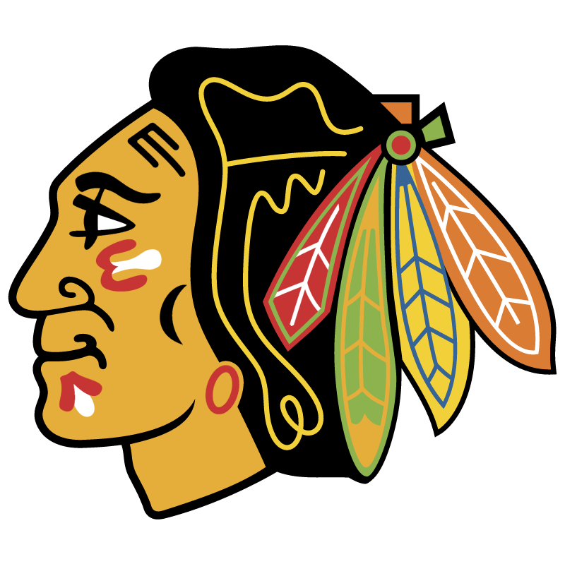 Chicago Blackhawks vector