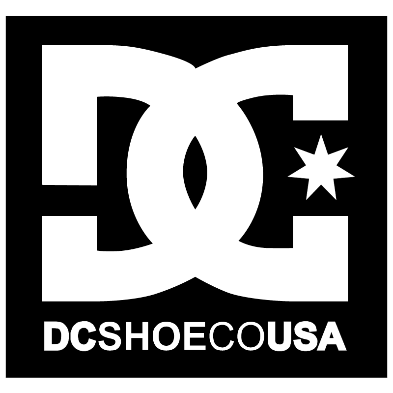 DC Shoe Co USA vector