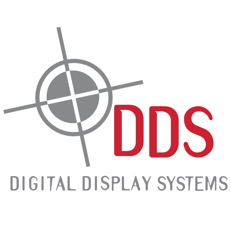 Digital Display Systems vector logo