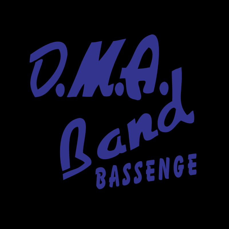 DMA Band Bassenge vector