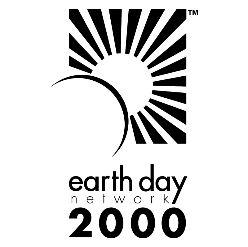 Earth Day Network vector logo