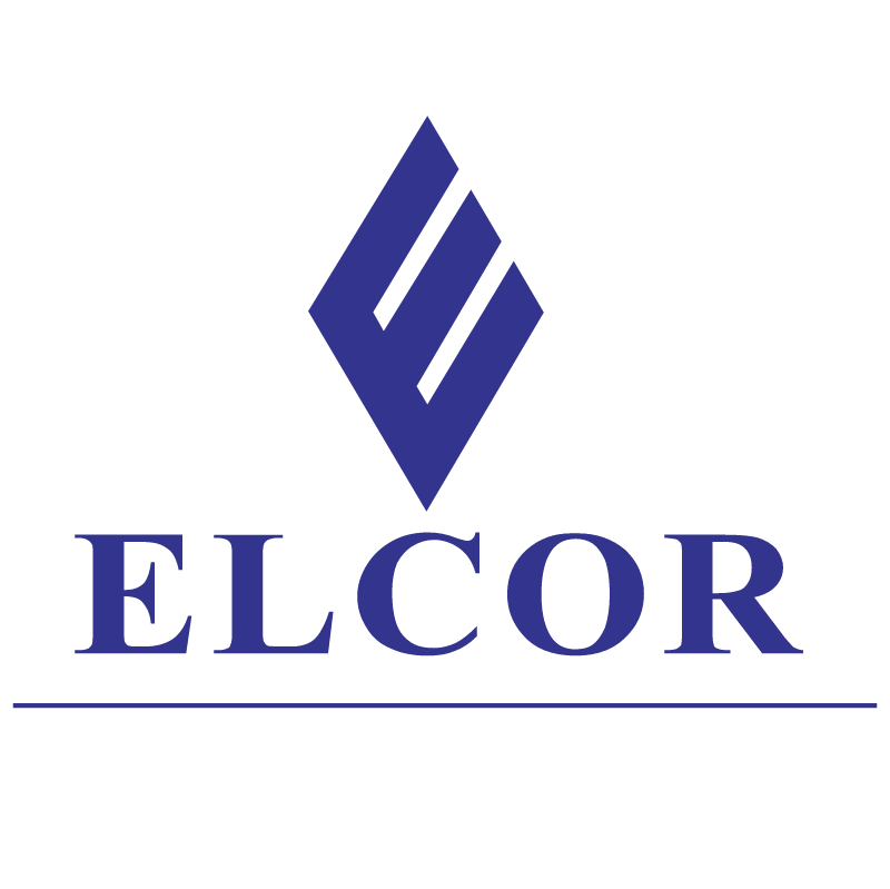 Elcor vector logo