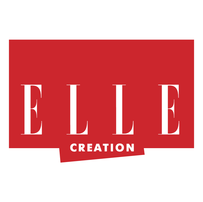 Elle Creation vector logo