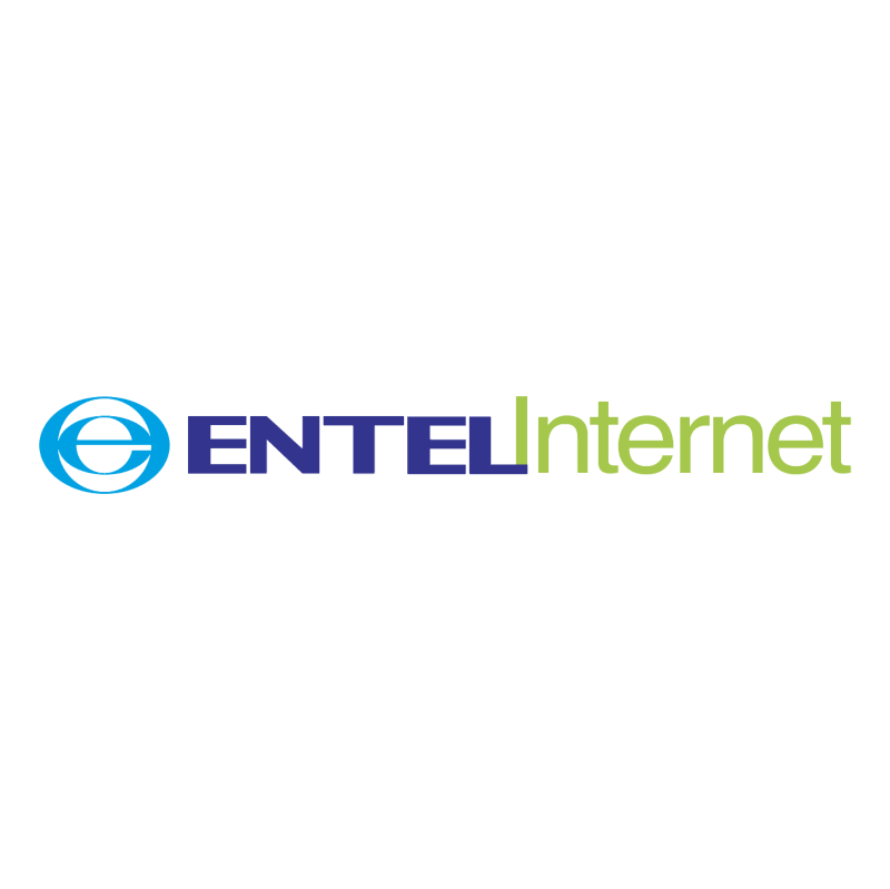 Entel Internet vector logo