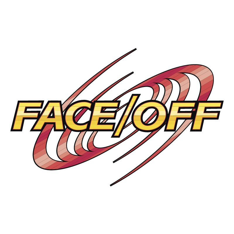 Face Off vector