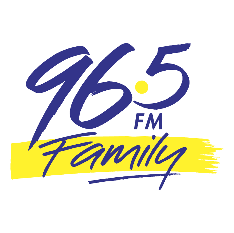 Family Radio 96 5 FM vector