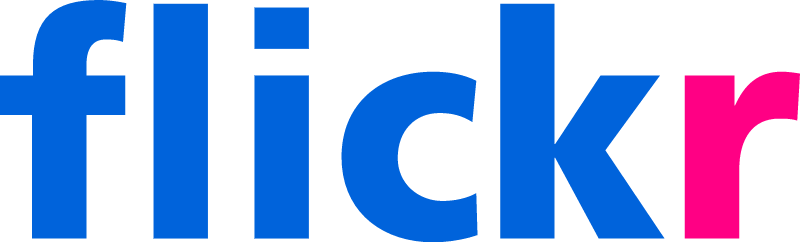 Flickr vector logo