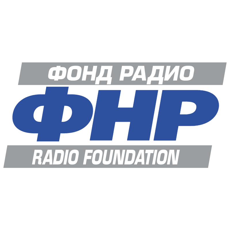 FNR Radio Foundation vector