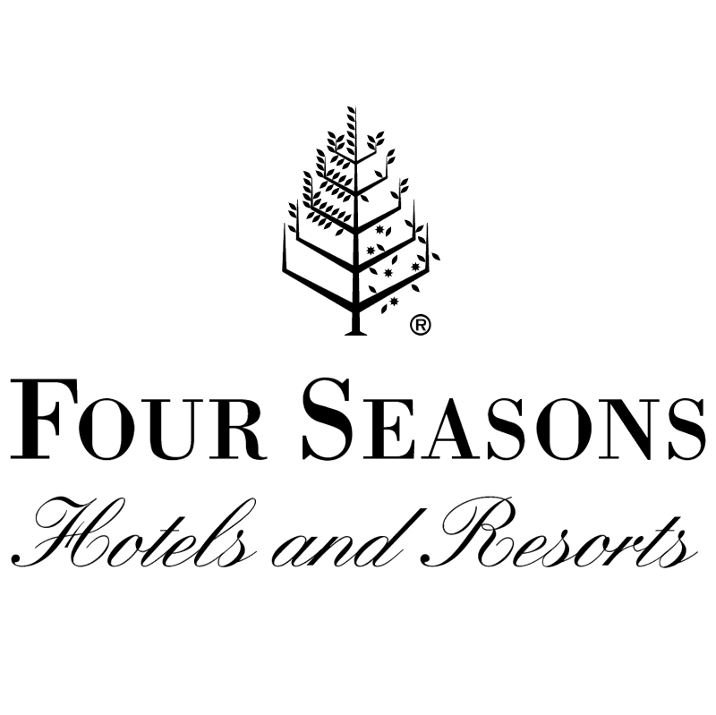 Four Seasons Hotels and Resorts vector