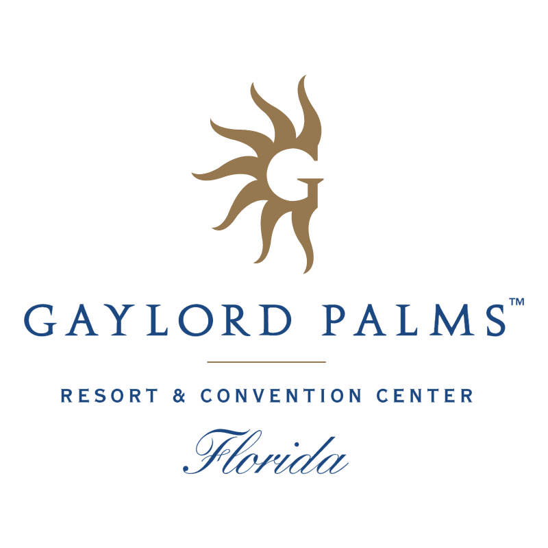 Gaylord Palms vector