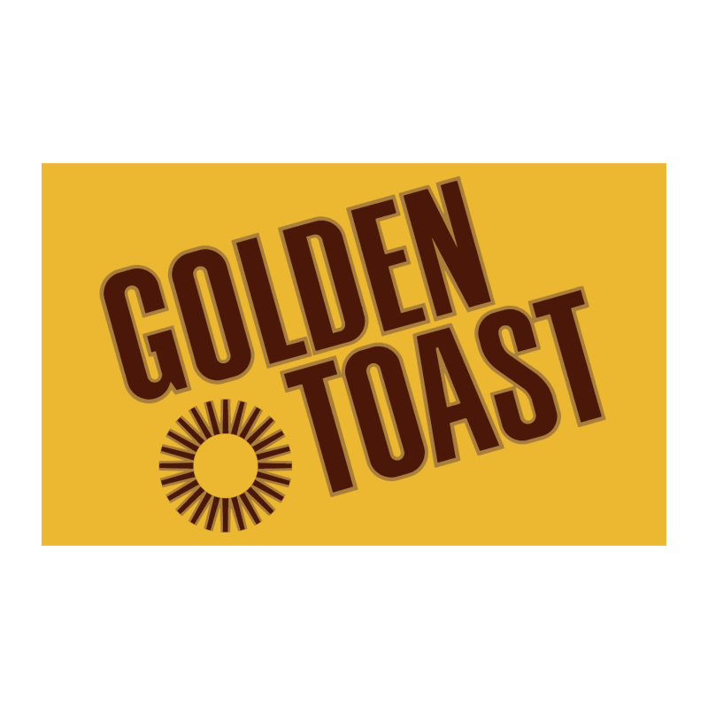 Golden Toast vector