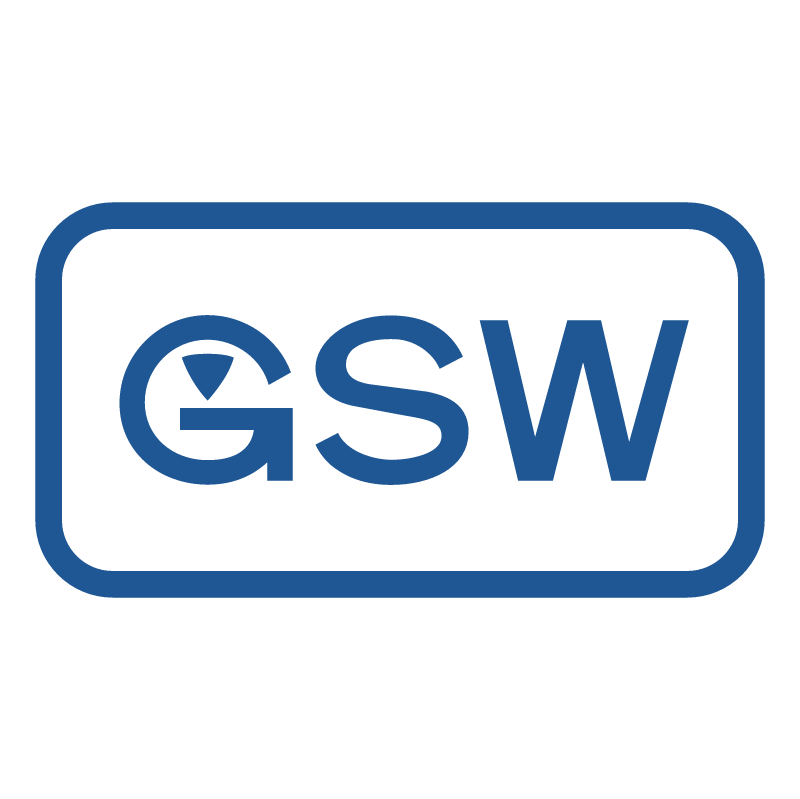 GSW vector logo