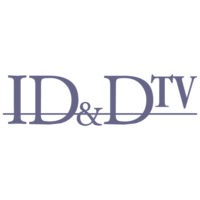 ID&D TV vector logo