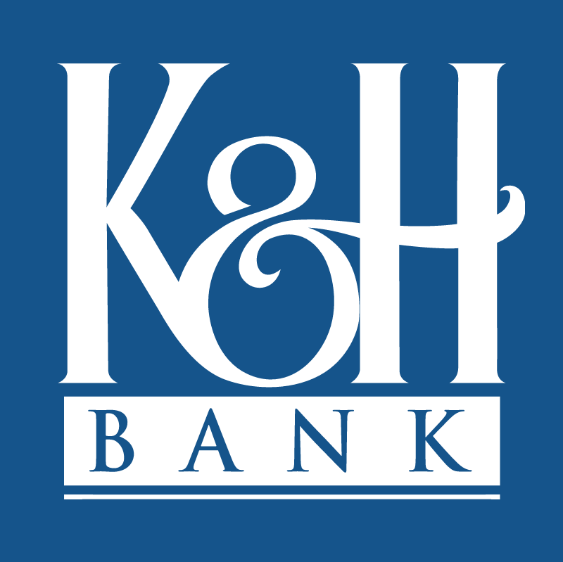 K&H Bank vector logo