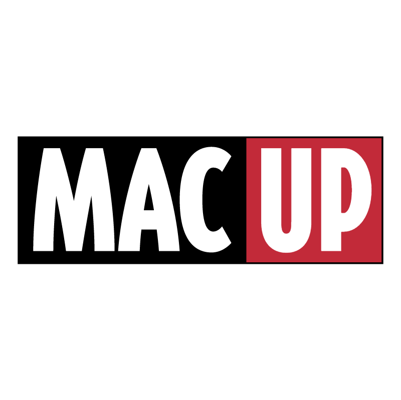 Mac Up vector logo