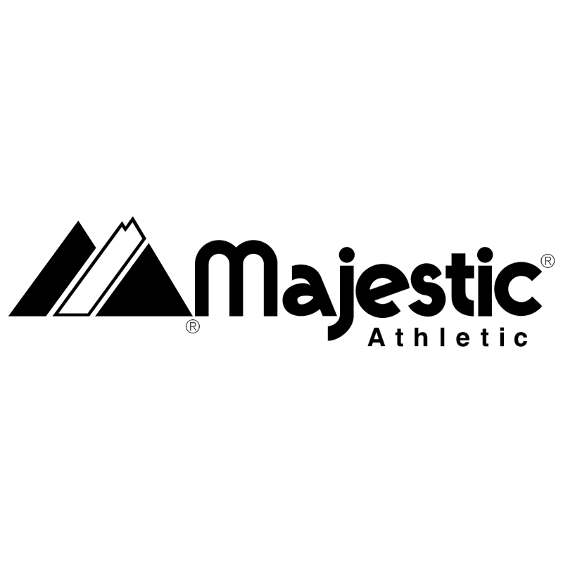 Majestic Athletic vector