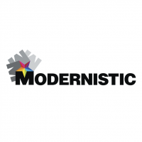 Modernistic vector