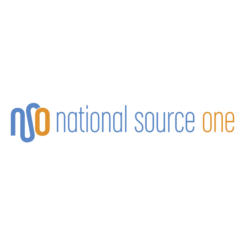 National Source One vector