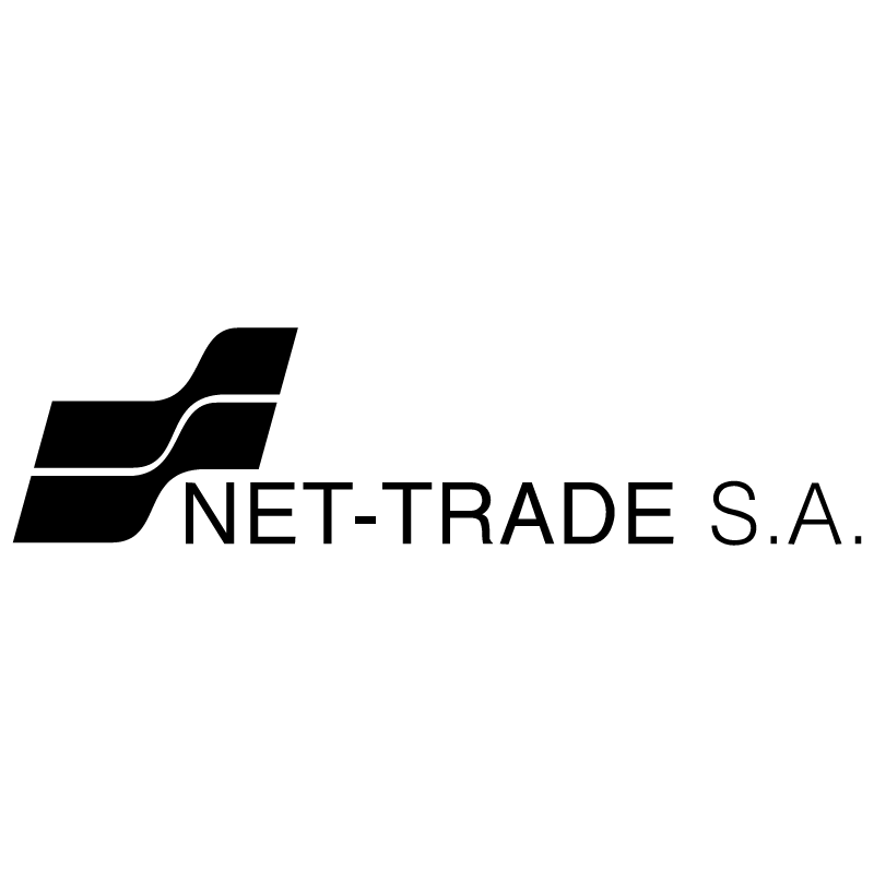 Net Trade vector logo
