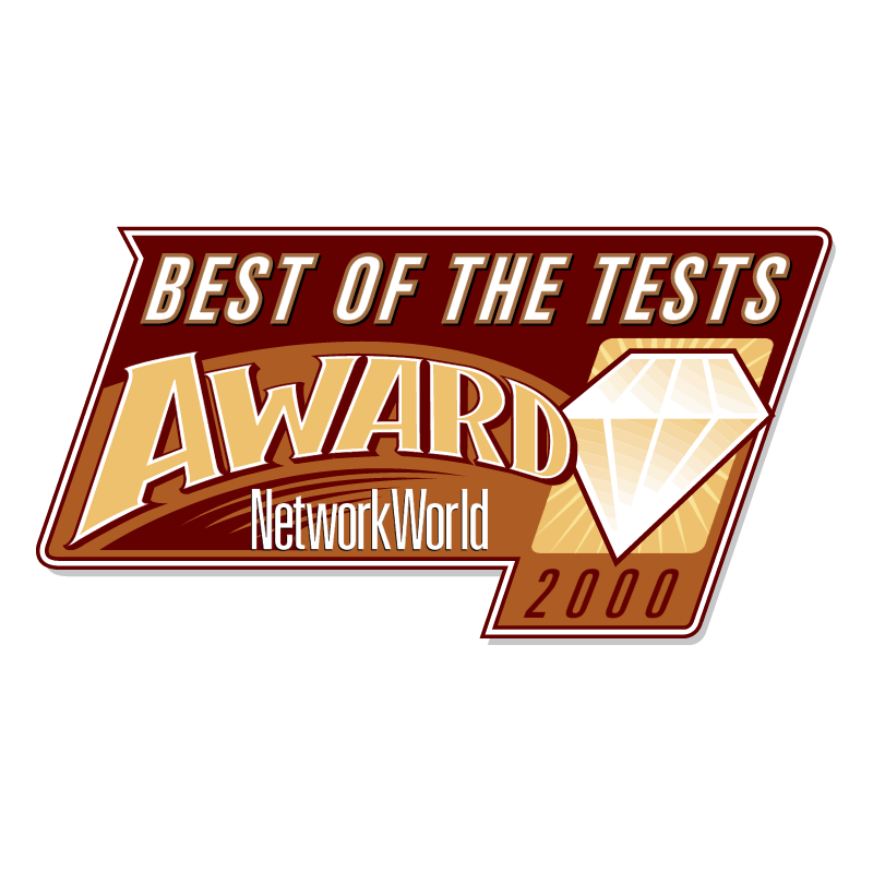 NetworkWorld Award