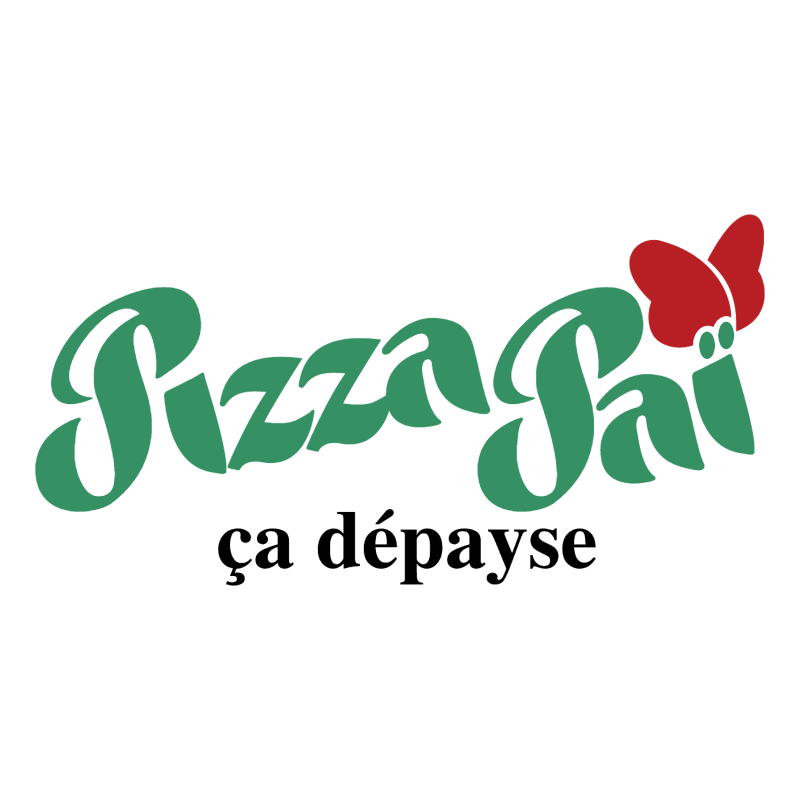 Pizza Pai vector logo