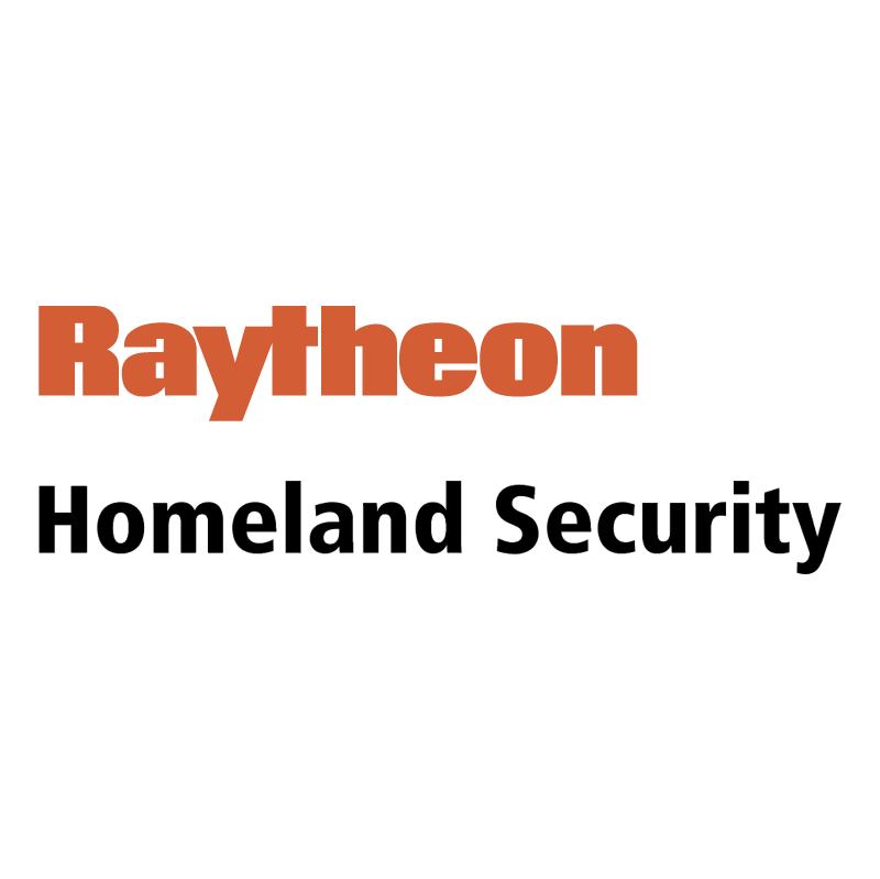 Raytheon Homeland Security vector
