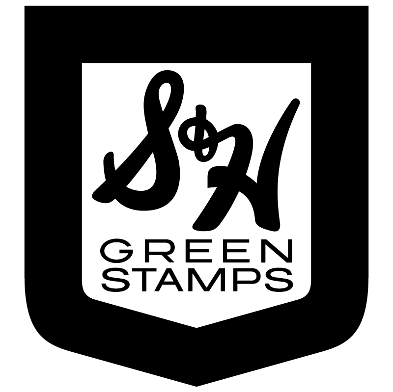 S&H Green Stamps vector